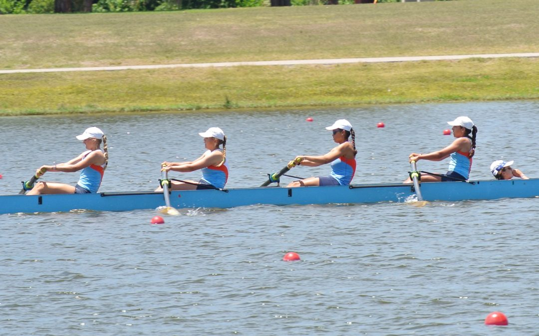 Junior 4+ Earns 2nd in the State!!!