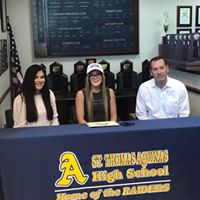 Congratulations to Leniza Dever for earning our FIRST collegiate rowing scholarship!